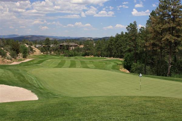Blackjack canyon golf course