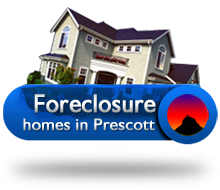Prescott Area Foreclosure and Short Sale Homes For Sale