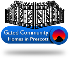 Prescott Area Gated Community Homes for Sale