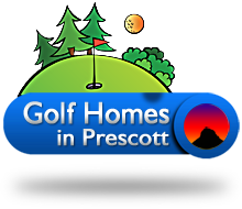 Prescott Area Golf Course Properties for Sale