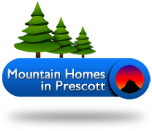 Prescott Area Homes in the Pines for sale