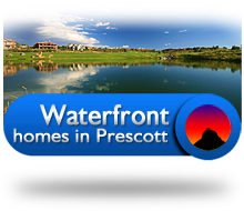 Prescott Area Waterfront Lake Homes for Sale