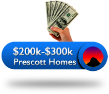 Prescott Homes for sale 200k-300k