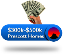 Prescott Homes for sale 300k-500k